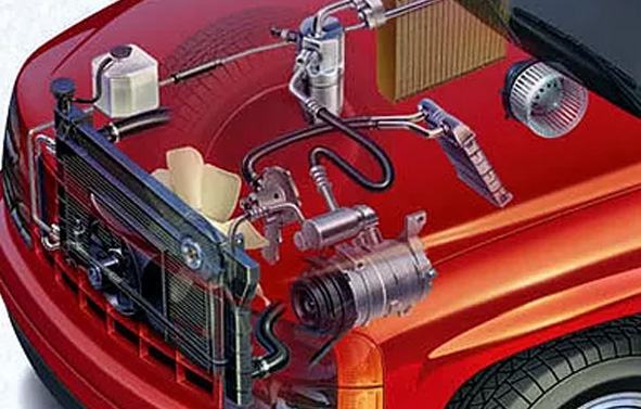How your A/C Works? - Precision Auto Repair & Air Conditioning